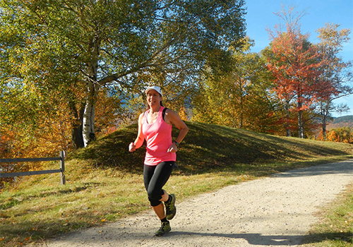 Trail running at Great Glen Trails